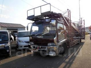 Isuzu Forward. Автовоз , 7 200куб. см., 5 000кг., 4x2. Под заказ