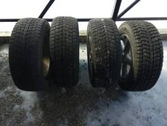 Колёса на Ниссан Х-Трейл 4 шт. R16. шины всесезонные Dunlop Gradtrek. x16 5x114.30 ЦО 66,1мм.
