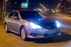 Subaru Legacy B4. Без водителя