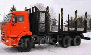 КамАЗ 65115. Сортиментовоз Камаз 65115, 11 760 куб. см., 15 000 кг. Под заказ