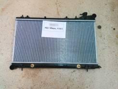 Радиатор охлаждения двигателя. Subaru Forester, SG5 Двигатели: EJ202, EJ203