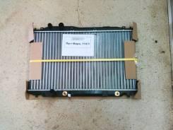 Радиатор охлаждения двигателя. Honda Civic Hybrid, FD3 Honda Civic, FD1, FD2 Двигатели: LDA2, K20A, R16A1, R16A2, R18A, R18A1, R18A2