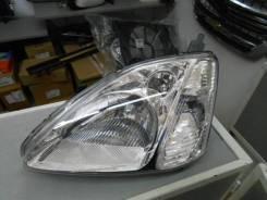 Фара. Honda Civic Двигатели: 4EE2, D14Z5, D14Z6, D15Y3, D16V1, D16V3, D16W7, D17A5, K20A2, K20A3