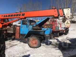 Ульяновец МКТ-25. Продается автокран урал ульяновец 25тн., 11 150 куб. см., 25 000 кг., 21 м.