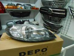 Фара. Chevrolet Lacetti Daewoo Gentra Daewoo Lacetti Двигатели: L14, L34, L44, L79, L84, L88, L91, L95, LBH, LDA, LHD, LMN, LXT