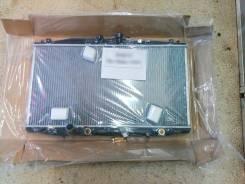 Радиатор охлаждения двигателя. Honda Accord, CL7, CL8, CM1 Двигатели: K20A, K20Z2, K20A6, K20A7, K20A8