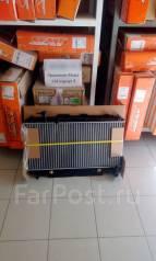 Радиатор охлаждения двигателя. Toyota RAV4 Двигатель 2AZFE