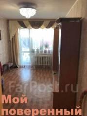 1-комнатная, улица Анны Щетининой 22. Снеговая падь, агентство, 36кв.м. Интерьер