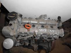 ДВС CAVD Volkswagen 1.4 литра Контрактный