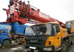 Sany. Автокран , 25 тонн, 1 000куб. см., 25 000кг., 42м.