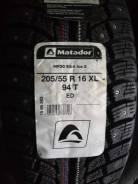 Matador MP-30 Sibir Ice 2. Зимние, шипованные, 2017 год, без износа, 4 шт