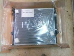 Радиатор охлаждения двигателя. Lexus GX470, UZJ120 Toyota 4Runner, KZN215, UZN210, UZN215 Двигатели: 2UZFE, 1KZTE