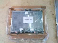 Радиатор охлаждения двигателя. Mitsubishi Pajero Pinin, H66W, H67W, H76W, H77W Mitsubishi Pajero iO, H65W, H66W, H67W, H76W, H77W Mitsubishi Pajero, H...