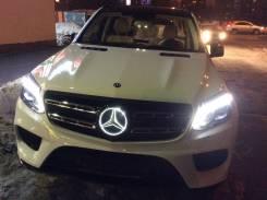 Mercedes-Benz GLS-Class. С водителем