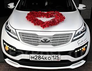 Аренда авто для любых мероприятий с водителем (700 руб. час)