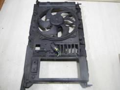 Вентилятор охлаждения радиатора. Citroen C4 Picasso, UD Двигатели: EP6, EP6CDT