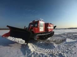 АТЗ ТТ-4. Машина лесопожарная Дозор-4200 (Алтайский трактор). Под заказ