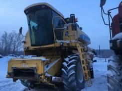 New Holland. Комбайн зерноуборочный TC56