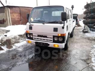 Nissan Atlas. Продаётся Ниссан Атлас 1991г. AMF22. TD27.4WD., 2 700 куб. см., 1 000 кг.