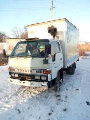 Toyota ToyoAce. Toyota Toyoace, 3 600 куб. см., 2 000 кг.