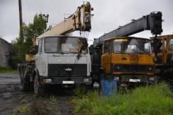 Ивановец КС-3577-3. МАЗ 5337-КС-35773 автокран, 10 850куб. см., 3 000,00м.