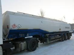 Fruehauf. Полуприцеп цистерна Crane бензиновая, 1999, 41,00куб. м.