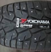 Yokohama Ice Guard IG55. Зимние, шипованные, без износа, 4 шт. Под заказ