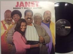 "Джанет Джэксон / Janet Jackson - Doesn't really matter - US 12"" 2000"