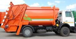 Рарз МК-3444-13. МК-3444-13 на шасси маз-5337х2-441-000 мусоровоз с порталом