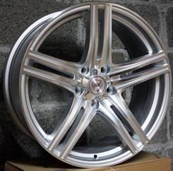 NZ Wheels. 7.0x17, 5x112.00, ET40, ЦО 66,6мм.