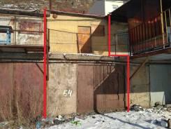 Гаражи лодочные. улица Космонавтов 17, р-н Тихая, 32 кв.м., электричество, подвал. Вид снаружи
