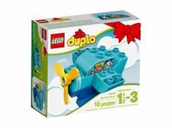 Игрушка Дупло Мой первый самолет 10 деталей LEGO