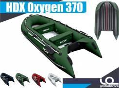 HDX Oxygen Airmat. 2018 год год, длина 3,70м., двигатель подвесной, 20,00л.с., бензин. Под заказ