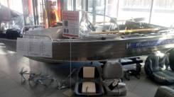 Wyatboat WB-430PRO. Год: 2017 год, длина 4,30м., 40,00л.с. Под заказ