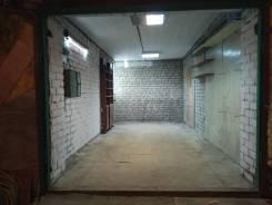 Гаражи капитальные. улица Ялтинская 20, р-н Эгершельд, 16 кв.м., электричество. Вид изнутри