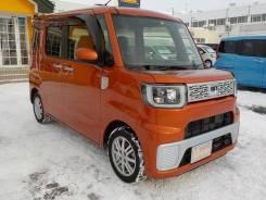 Daihatsu Wake. автомат, 4wd, 0.7, бензин, 26 564тыс. км, б/п. Под заказ