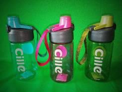 Фляги, бутылки.