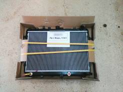 Радиатор охлаждения двигателя. Mitsubishi Delica Nissan Vanette Mazda Bongo Двигатели: F8, F8E