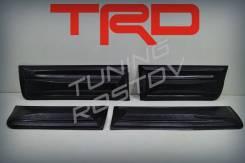Накладка на дверь. Toyota Hilux Pick Up, GUN125, GUN125L, GUN126L Двигатели: 2GDFTV, 1GDFTV