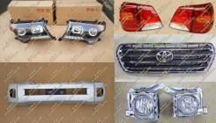 Кузовной комплект. Toyota Land Cruiser Двигатель 12HT