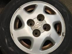 Nissan. 6.0x14, 4x114.30, ET50, ЦО 70,0мм.