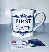Кружка First Mate