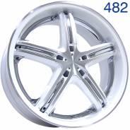 """Sakura Wheels Z490. 7.5x18"""", 5x108.00, ET42, ЦО 73,1мм."""
