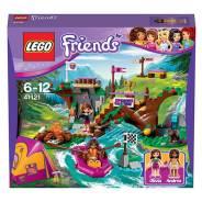 Игрушка Подружки Спортивный лагерь:Сплав по реке LEGO