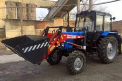 МТЗ 82.1. Трактор Беларус, 81 л.с.