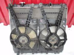Радиатор охлаждения двигателя. Mazda Bongo Friendee, SGL3, SGL5, SGLR Двигатель WLT