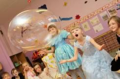 """Детские Праздники за 800 руб. Шоу """"Мыльных Пузырей"""" всегда бесплатно!"""