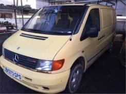 Дверь сдвижная Mercedes Vito W638 1996-2003 2000 A6387301103, левая
