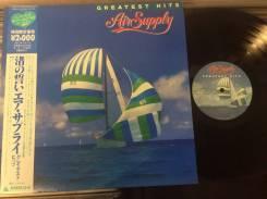 Эйр Сапплай / Air Supply - Greatest Hits - JP LP 1983 ВСЕ ХИТЫ ТУТ