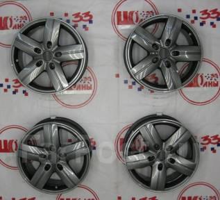 Nissan. 7.0x16, 5x114.30, ET45, ЦО 66,1мм.